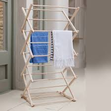 beadboard laundry drying rack jefferson laundry sorter with