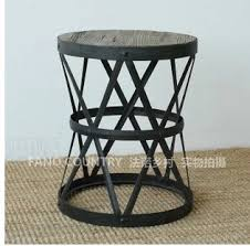 Wrought Iron Sofa Tables by French Country Antique Wrought Iron Sofa Table Made Of Old Wood