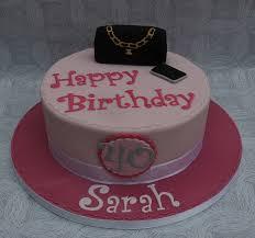 40th handbag birthday cake personalised cakes for birthdays