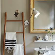Sconce Bathroom Lighting Wall Sconce Industrial Industrial Bathroom Sconce Mirror White