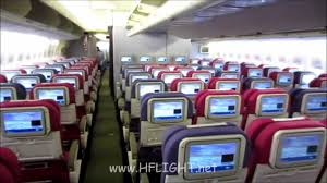 Delta 747 Seat Map Thai Airways International U0027s Newly Refitted Boeing 747 400 With