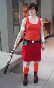 Velma Costume Velma Apocalypse Costume Pic Sent To Me Out Of The Blue Fr U2026 Flickr