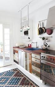 Recycled Kitchen Cabinets Modern Interiors Recycled Timber Kitchen Counter Drawers