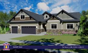 apartments 3 car garage with bonus room plans garage plan design