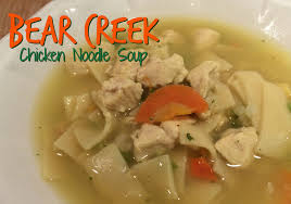 bear creek chicken noodle soup 4 ww smart points meal planning
