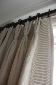 How To Make Pleats In Curtains 20 Best Window Treatments Images On Pinterest Arched Window