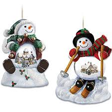 kinkade tree ornaments comfy