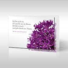 trauerflor sprüche trauerkarten amaryllis im trauerflor