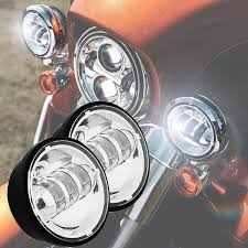 harley davidson auxiliary lighting kit 4 5 inch fog lights led auxiliary fog l 30w motorcycle front