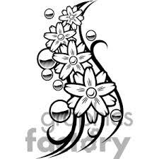 flower balls tattoo design clipart panda free clipart images