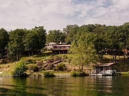 Smith Mountain Lake Fishing Map Enchantng Charming Cabin Breathtaking Homeaway Huddleston