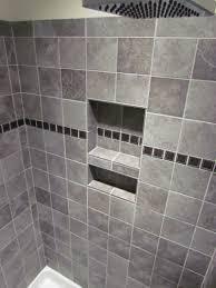large slate tile accent rain shower u2013 jc smith llc