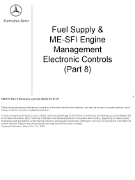 fuel supply u0026 me sfi engine management electronic controls part8