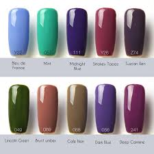 what is the hottest color 2017 hottest nail gel polish soak off uv colorful nail colors art