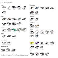 car for sketchup jpg