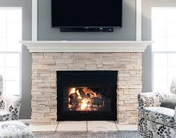 Trim Around Fireplace by Showcase U2014 Adam Hass Fine Homebuilding