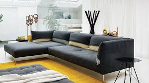 canapé contemporain design tissu salon en tissu contemporain nouveau canapé d angle en tissu cuir
