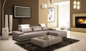 Sofa Restoration Living Room Contemporary Style Distressed Leather Sofa