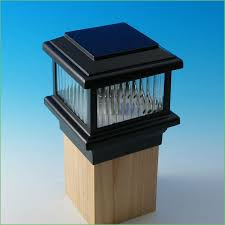 low voltage vinyl fence post lights lighting titan post cap deck light by aurora deck lighting fence