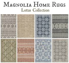 Magnolia Home Decor by Magnolia Home Rugs Joanna U0027s New Rug Line The Weathered Fox
