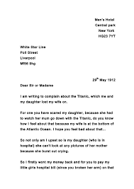 Complaints Letter To Hospital best photos of exle of a response letter response sle