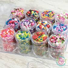 where to buy sprinkles in bulk sprinkles sprinkle mixes bulk sprinkles