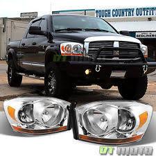 dodge ram headlight headlights for dodge ram 2500 ebay