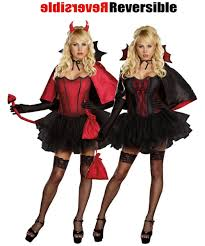 Halloween Costumes For Girls Size 14 16 Devil Night Bite Costume Devil Halloween Costumes