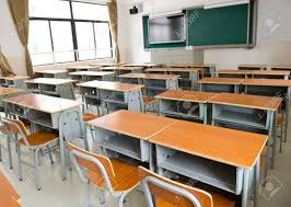 Student Chairs With Desk by Empty Classroom Stock Photos U0026 Pictures Royalty Free Empty