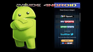 download and install ecg tv iptv apk for android