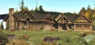 one story log home floor plans single level log home plans homes floor plans