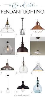 Pendant Lighting For Recessed Lights Affordable Pendant Lights And How To Convert Recessed To Pendant