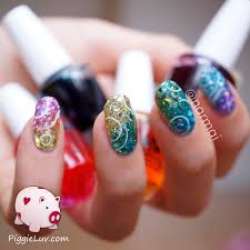 somethings about nail art rhinestone nail art 33 marvelous nail art with images concept nail art