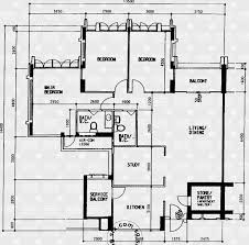 Residences Evelyn Floor Plan by Woodlands Drive 14 Hdb Details Srx Property