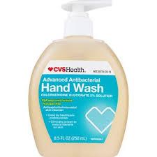 cvs health advanced antibacterial wash 8 5 oz cvs