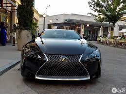 lexus car saudi price lexus lc 500 12 june 2017 autogespot