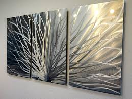 Contemporary Art Home Decor by Amazon Com Metal Wall Art Modern Home Decor Abstract Wall