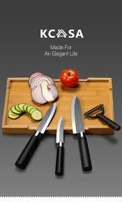 best ideas about ceramic knife set pinterest kcasa black ceramic knife sets kitchen cutlery rust proof chef slicer peeler