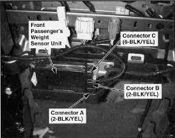 2004 honda accord airbag honda accord 1800 lx wiring schematic for passenger airbag