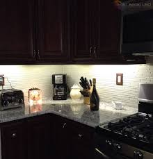 Led Lights In The Kitchen by Best 25 Led Under Cabinet Lighting Ideas Only On Pinterest