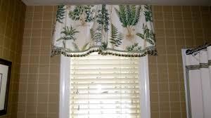 decoration charming window treatment decoration ideas using