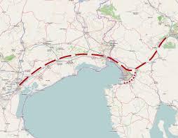 North European Plain Map by High Speed Rail Line Venezia U2013 Trieste U2013 Ljubljana U2013 Infrastruct