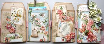 pretty photo albums three ideas for pretty mini albums by cole graphic 45