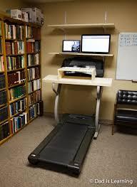 Adjustable Height Desk Plans by Diy Adjustable Treadmill Desk Best Home Furniture Decoration
