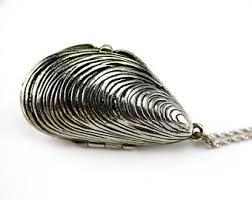 long locket pendant necklace images Vintage lockets etsy jpg