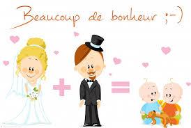 voeux de bonheur mariage cartes virtuelles enfant mariage joliecarte