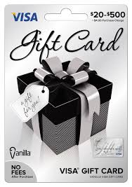 no fee gift cards let your card do the shopping with the vanilla visa gift card add