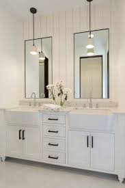 bathroom white farmhouse bathroom vanity double vanity farmhouse