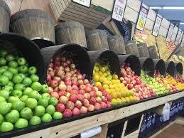 fruit displays iga ulladulla gets noticed with fancy fruit displays south coast