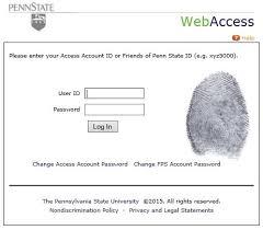 Penn State Its Help Desk Access Account Penn State New Kensington